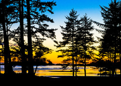 Chesterman Beach Sunset 8257-7x5