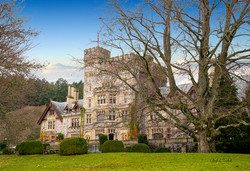 Hatley Castle (from South)