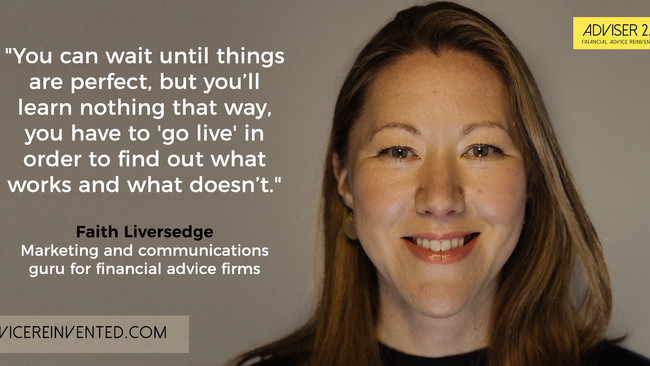 """""""Once you've got something you stand for, marketing is much easier"""": Q & A with Faith"""