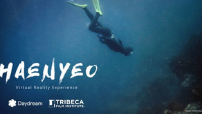 Haenyeo VR Featured in 2019 Tribeca Film Festival