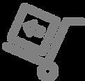 La eliminación de la carretilla Icono