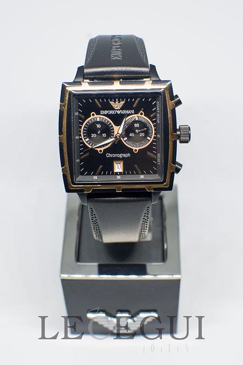 Reloj sr Emporio Armani Chrono rfAR0595073ss