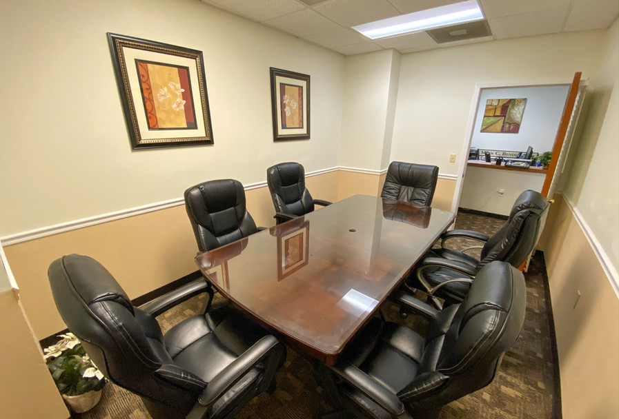 Executive Suites Office Rentals Conference Room B Photo