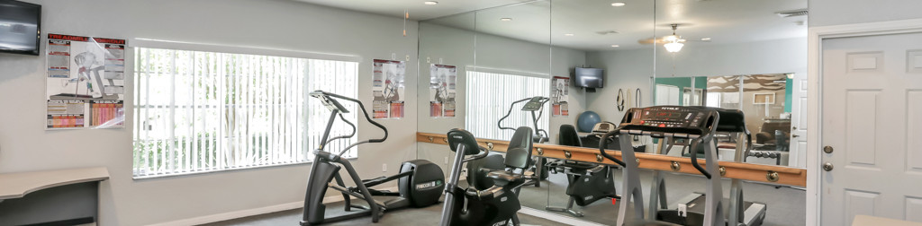 Glen Oaks Apartments Fitness Center