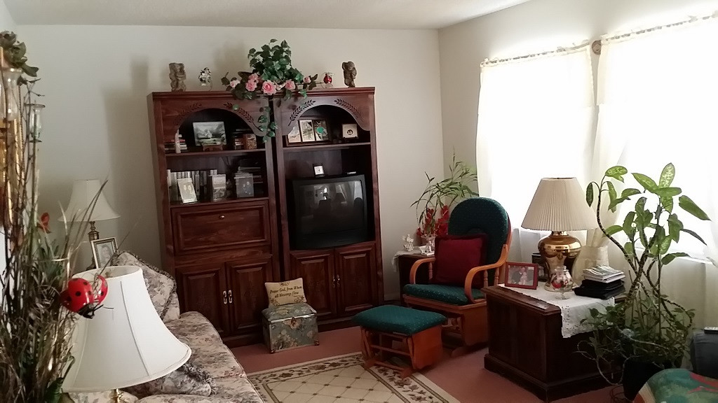 Albany Spring Living Room