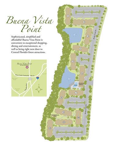 Buena Vista Point Community Map