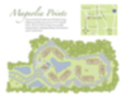 Magnolia Pointe Community Map