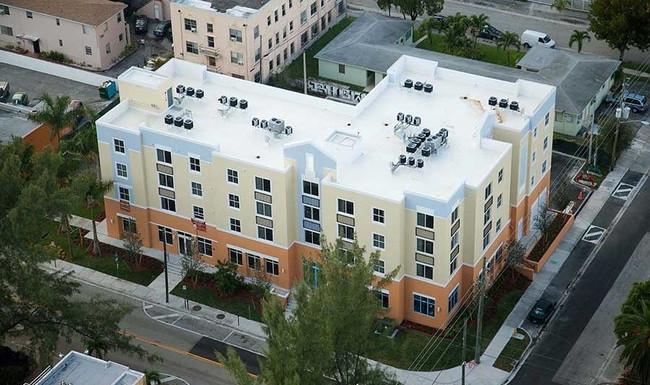 Teatro Marti Apartments Aerial Exterior Photo