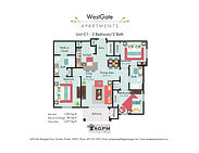 WestGate Unit C1 - 3 Bed 2 Bath FP FINAL
