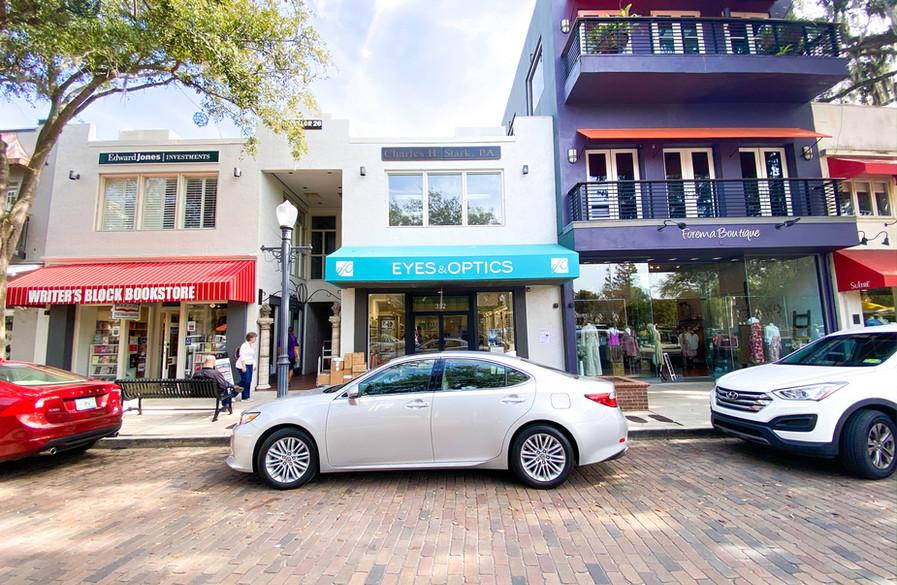 Park Avenue Commercial/Office Rentals