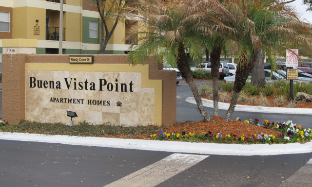 Buena Vista Point Monument Sign