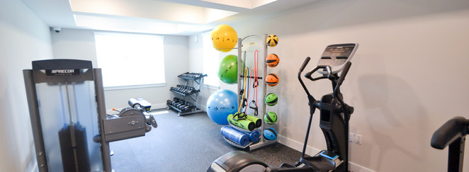 Banyan Cove Apartments Fitness Center
