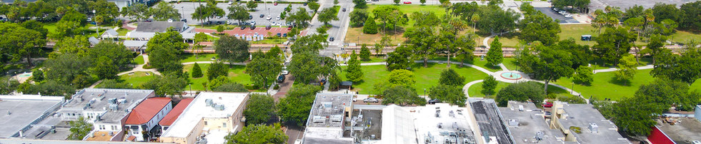 Aerial Photo of El Cortez