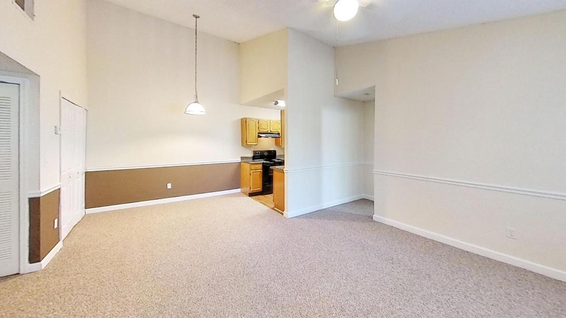 Apartment Dining Area