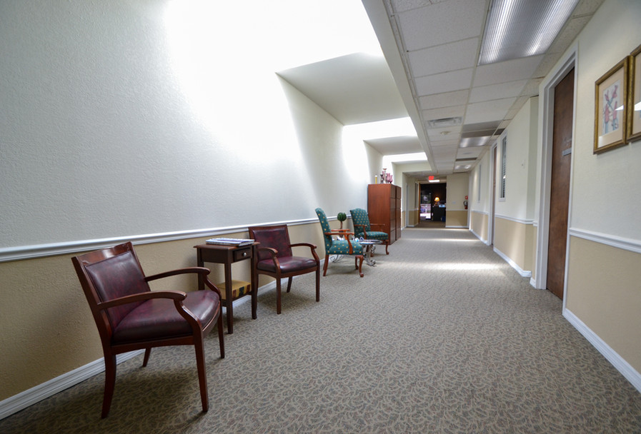 Executive Suites Office Rentals Additional Lobby Area Photo