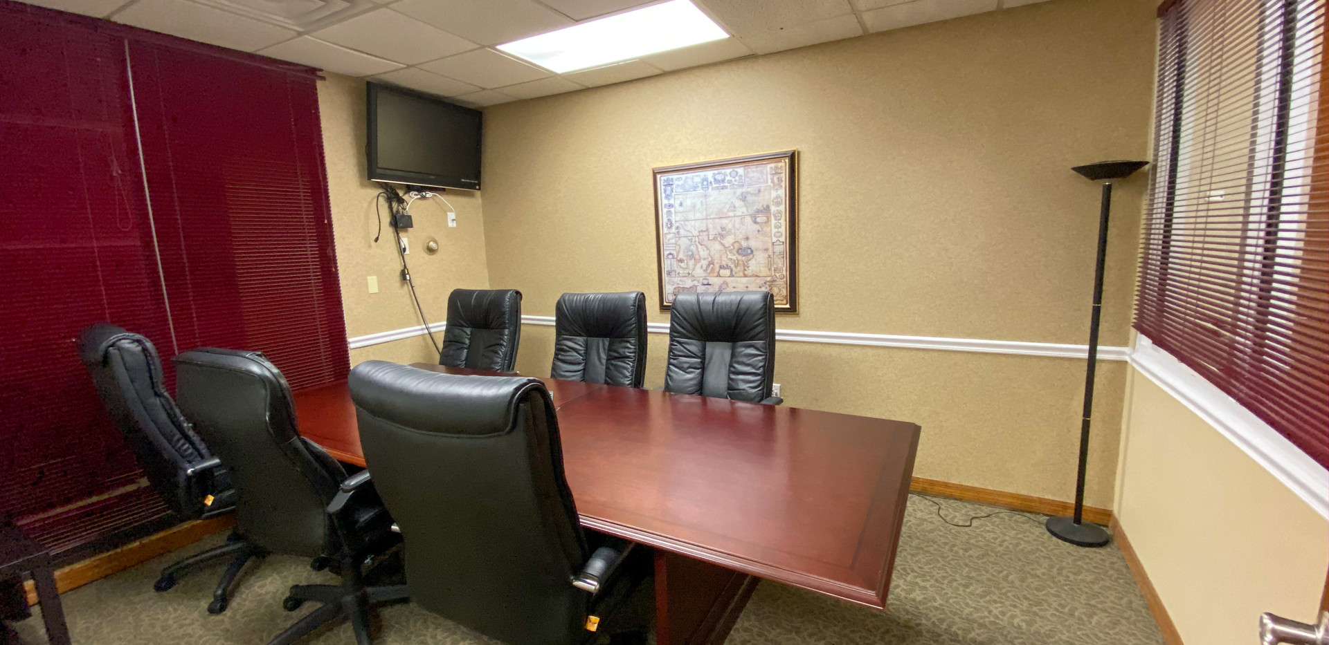 Executive Suites Office Rentals Conference Room A Photo