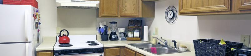 Sycamore Run Apartments Kitchen Photo