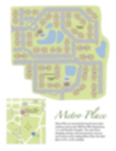 Metro Place Community Map
