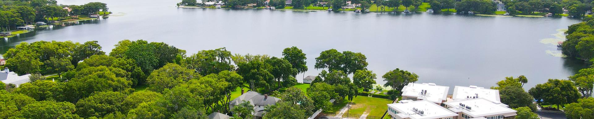 Aerial Photo of El Cortez