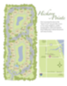 Hickory Pointe Community Map