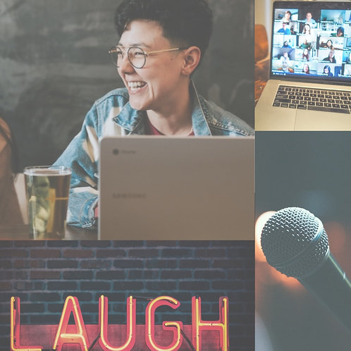 Comedy Hosted Happy Hour