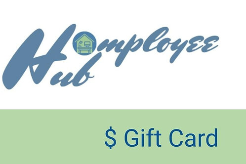 HomployeeHub Gift Card