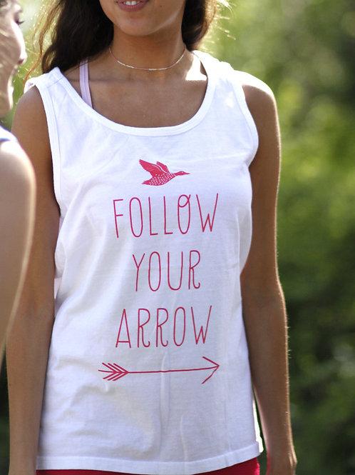Follow Your Arrow Signature Clark Tank (2 Colors)