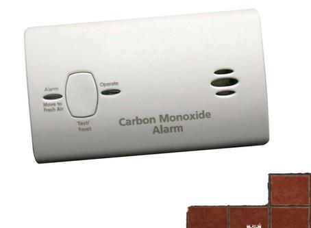 Featured Item: Carbon Monoxide Alarm