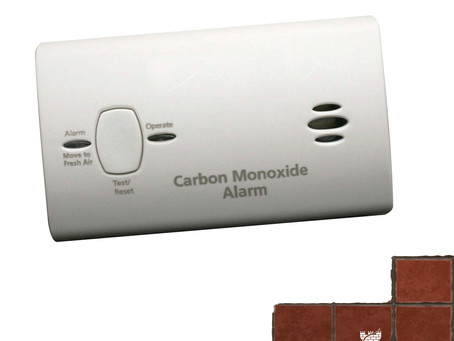 Featured Item: Carbon Monoxide Alarm