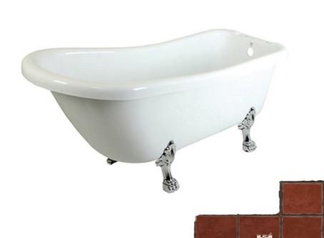 Featured Item: Claw Foot Bathtub