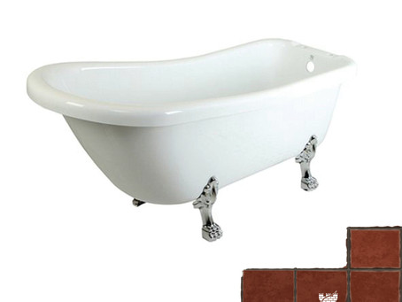 Featured Item: Claw Foot Bathtub