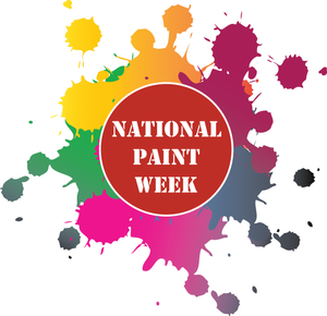 Paint Week Graphic