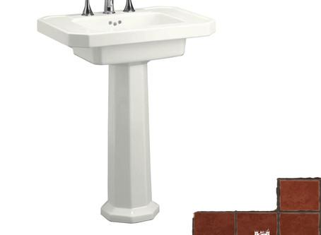 Featured Item: Pedestal Sink