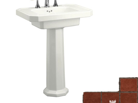 Featured Item: Pedestal Sink