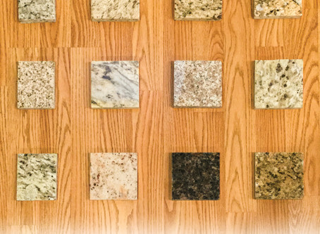 Featured Item: Granite Countertops