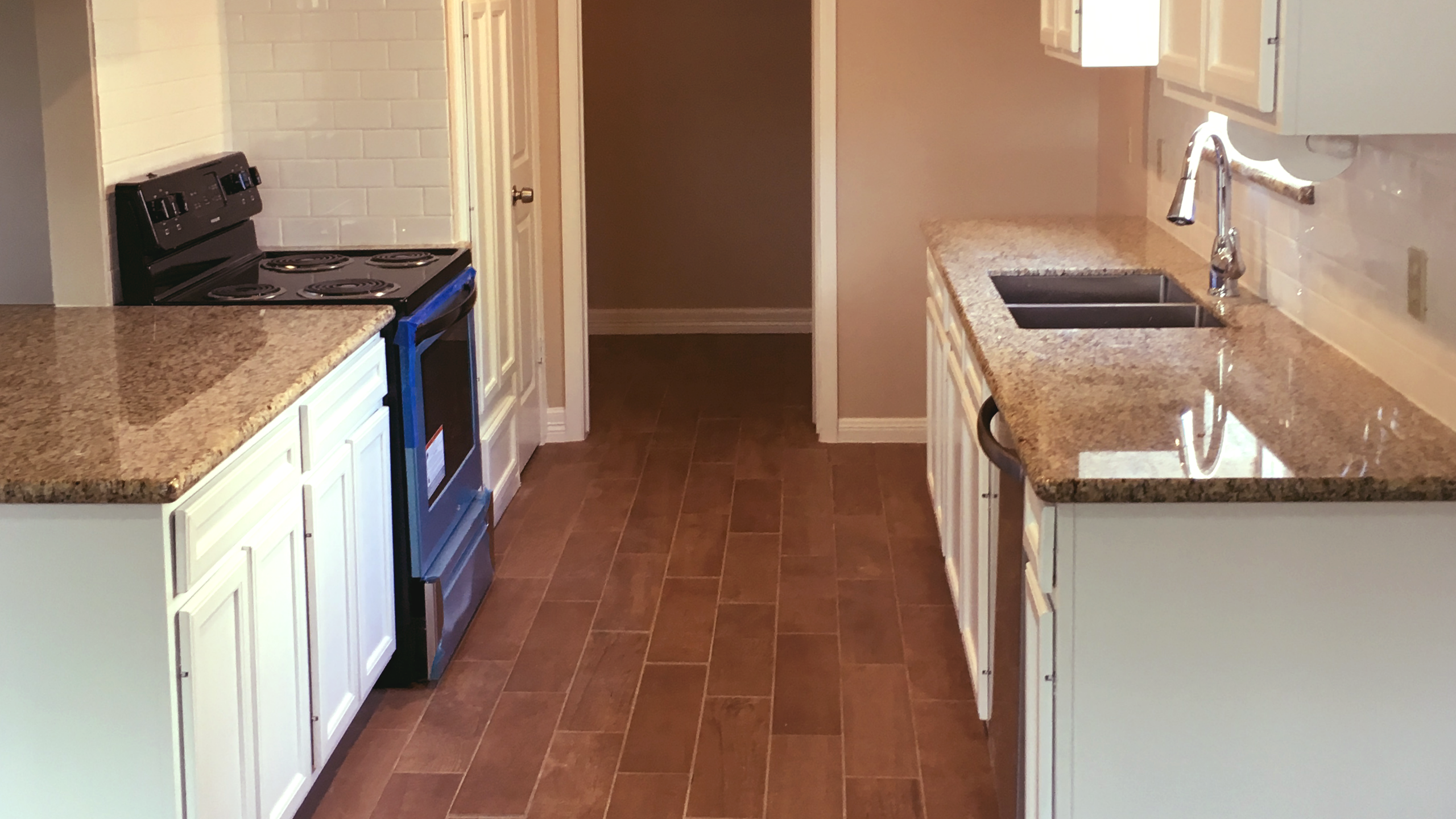 Kitchen and Flooring