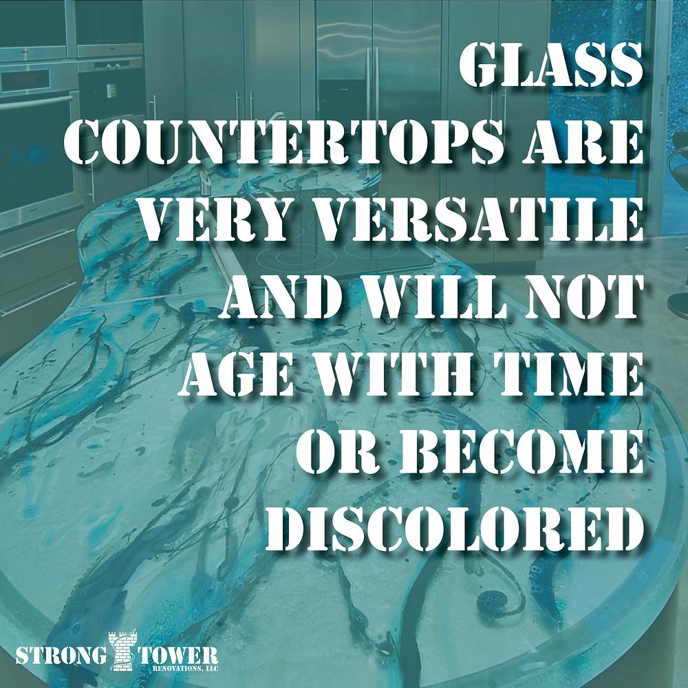 Glass Countertop Fact