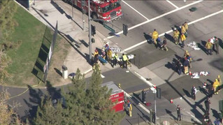 Tragedy in San Bernardino