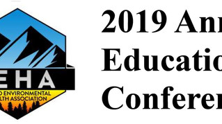 2019 Idaho EH Conference is Coming!