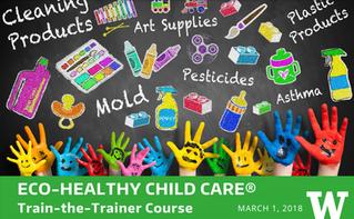 Eco-Healthy Child Care Course
