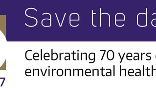 UW is celebrating 70 years of the Environmental Health major!