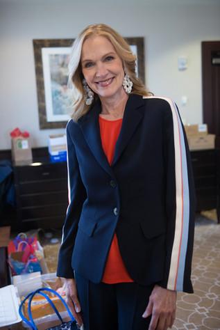 Dianne DeWitt - Director of the Fashion Show