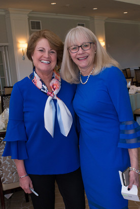 Jen Toll, Fashion Show Chair and Brenda Sorrels, Publicity
