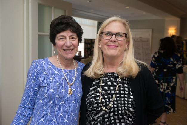 Karen Tartell, Treasurer of Event and Friend
