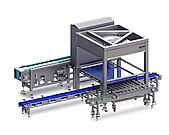 Automati-packaging-line-for-tray-packaging