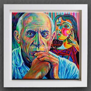 100 Pablo Picasso
