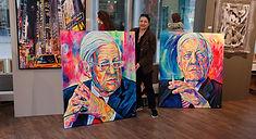 Events und Ausstellungen von Margarita Kriebitzsch