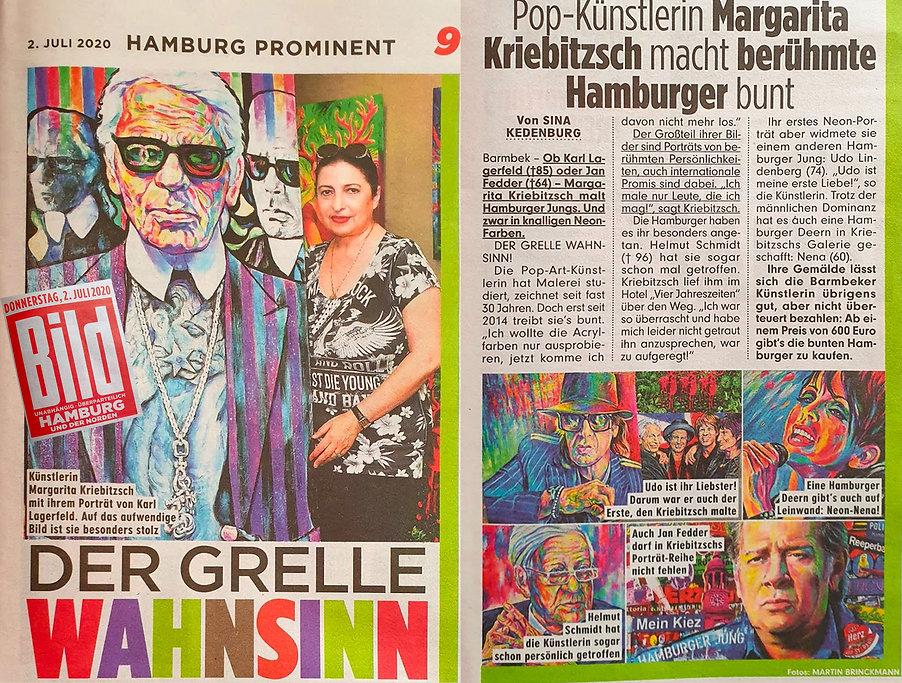 Bild-Zeitung-Artikel-Grelle-Wahnsinn-Pop