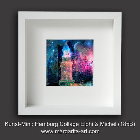 Hamburg Collage Elphi & Michel 185B