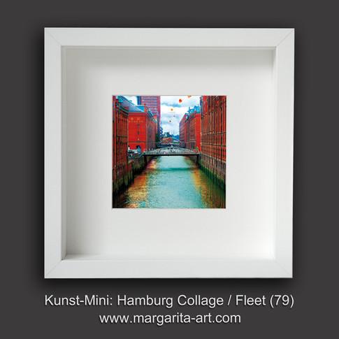 Hamburg Collage Speicherstadt 79